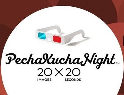 Pecha Kucha Night 3D